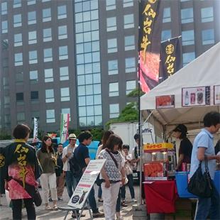 杜の都のワイン祭りバル仙台2016